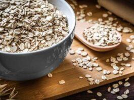 Información nutricional de la avena y sus beneficios para la salud Nutrition facts of oats and their health benefits